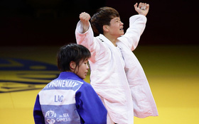 Trực tiếp Olympic Tokyo ngày 25/7: VĐV Judo của Việt Nam thất bại trước Á quân thế giới