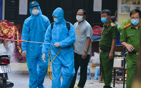 Hà Nội thêm 24 ca dương tính SARS-CoV-2, trong đó 4 người phát hiện qua sàng lọc ho sốt ngoài cộng đồng