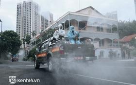 Đề nghị Bộ Tư lệnh Thủ đô phun khử khuẩn diện rộng trên địa bàn Hà Nội