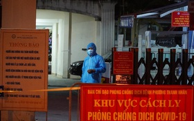 Sở Y tế Hà Nội gửi công văn khẩn sau khi Bệnh viện Phổi ghi nhận 24 ca dương tính SARS-CoV-2