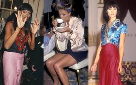 Show của Victoria's Secret những ngày đầu tiên: Áo quần gây sốc từ thập niên 90, tiêu chuẩn dàn mẫu trước drama body shaming thế nào?