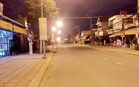 Bình Dương: Người dân không được ra đường từ 18h tối đến 5h sáng hôm sau