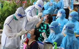 Ghi nhận số bệnh nhân cao nhất từ khi bùng dịch, TP.HCM vượt mốc 70.000 ca nhiễm Covid-19