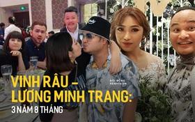Vinh Râu - Lương Minh Trang: Từng không xem đối phương là hình mẫu lý tưởng, trước ly hôn còn ra MV kỷ niệm ngày cưới