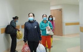 Tin vui: Hơn 3.800 bệnh nhân xuất viện trong ngày, TP.HCM đã điều trị khỏi cho 25.000 bệnh nhân Covid-19