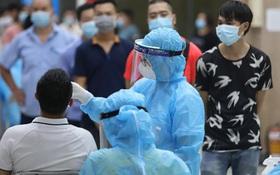 Ngày 30/7, Việt Nam ghi nhận 8.622 ca mắc COVID-19, 3.704 ca khỏi bệnh