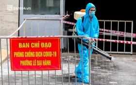 Sáng 31/7, Hà Nội thêm 23 ca dương tính SARS-CoV-2, trong đó nhóm công nhân cách ly gần một tháng, xét nghiệm nhiều lần mới dương tính