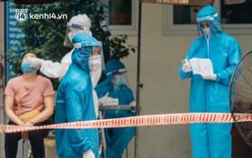 Tối 1/8 Hà Nội thêm 16 ca dương tính SARS-CoV-2, trong ngày có tổng 73 ca
