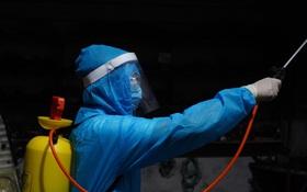 Hà Nội: Phong toả tạm thời ngõ 651 Minh Khai do có 20 ca nghi nhiễm Covid-19