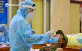 Sáng 2/8, Hà Nội thêm 45 ca dương tính SARS-CoV-2