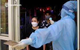 Hà Nội khẩn tìm người từng đến chợ hải sản ở quận Ba Đình từ 3h sáng 30/7 đến ngày 1/8