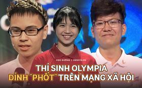 """4 thí sinh Olympia bị """"bóc phốt"""": Vụ """"Việt Thái nói tục tĩu chuyện quan hệ tình dục"""" vẫn chưa căng bằng hot girl ống nghiệm năm nào!"""