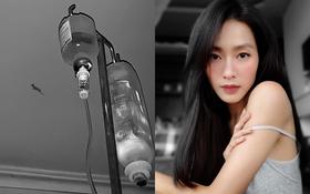 Khả Ngân tiếp tục nhập viện sau hơn 10 ngày sốt cao và ho ra máu, tình hình sức khoẻ khiến fan cực kỳ lo lắng