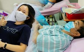 """Người Sài Gòn rủ nhau đi hiến máu trước tình trạng kho máu ở BV Chợ Rẫy cạn kiệt: """"Sau khi biết tin, cả nhà mình đã cùng đi hiến máu"""""""