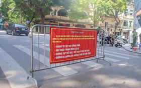 Chuyên gia đề xuất Hà Nội tiếp tục giãn cách 1 - 2 tuần để sàng lọc F0 ở cộng đồng
