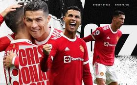 Ronaldo chói sáng che mờ những điểm yếu của MU