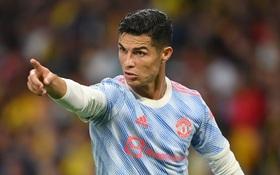 """Ảnh cận cảnh: Ronaldo ghi bàn theo phong cách """"Đệm vương"""", công lớn nhất thuộc về pha """"vẩy khế"""" hết nước chấm của đồng hương"""