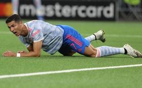 Thảm hoạ đồng đội phá hỏng công sức ghi bàn của Ronaldo