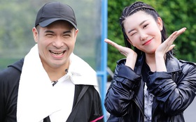 """Running Man Việt ngầm xác nhận loveline giữa 2 """"kẻ mạnh"""" Trương Thế Vinh - Thúy Ngân?"""