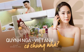 Quỳnh Nga chính thức lên tiếng về loạt hint làm rộ nghi vấn ở chung nhà với Việt Anh