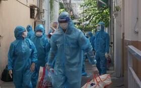 Ngày 17/9, thêm 9.914 bệnh nhân COVID-19 xuất viện, 14 tỉnh thành đã qua 14 ngày không ghi nhận ca mắc mới