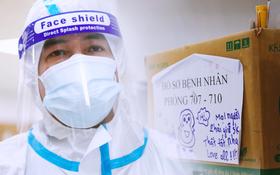 """Nỗi lòng của """"bác sĩ 91"""" đi chống dịch từ Đà Nẵng, Bắc Giang đến TP.HCM: """"2 cái sinh nhật của con qua rồi, tôi đều thất hứa với nó..."""""""