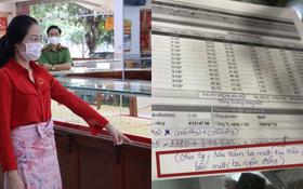 Vụ nữ nhân viên trộm hơn 2.300 nhẫn vàng: Tổng số tiền lên đến gần 10 tỷ, tương đương 1 tiệm vàng cỡ nhỏ