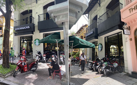 """Cửa hàng Starbucks đầu tiên ở Sài Gòn được mở, khách thi nhau giục khiến shipper muốn """"nản"""""""