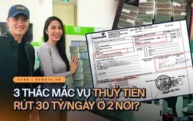 Chỉ trong gần 3 tiếng, Thuỷ Tiên rút 30 tỷ đồng tiền mặt ở TP.HCM và Huế: Netizen tranh cãi nảy lửa 3 điều?