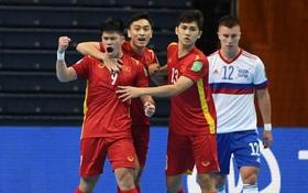 Không thể tin nổi! Tuyển futsal Việt Nam khiến đương kim á quân thế giới trải qua những phút giây sợ hãi