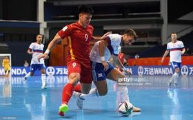 """Cầu thủ nén đau ghi bàn thắng lịch sử cho futsal Việt Nam: """"Có chết em cũng đá vì đời cầu thủ mấy lần được dự World Cup đâu?"""""""