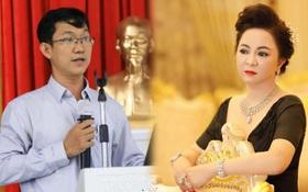 """Profile của Tiến sĩ luật """"giao lưu"""" cùng bà Phương Hằng trên livestream: Là giảng viên trường ĐH Luật TP.HCM, chuyên tư vấn pháp lý các dự án đầu tư bất động sản"""