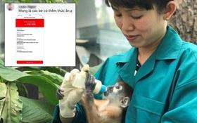 """Nhiều nghệ sĩ và CĐM chuyển khoản """"liền tay"""" cứu trợ bầy thú ở Thảo Cầm Viên: Mong không """"bé"""" nào thiếu ăn trong mùa dịch này!"""
