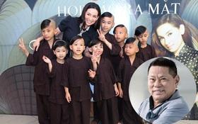 Tỷ phú Hoàng Kiều thông báo sẽ thay Phi Nhung nuôi 23 đứa trẻ mồ côi và khẳng định 1 điều chắc nịch!