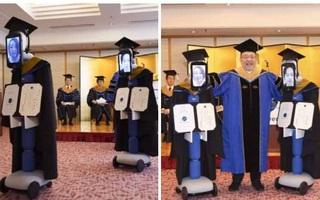 Không thể nhịn cười với loạt ảnh tốt nghiệp mùa dịch: Sinh viên Nhật Bản xứng đáng ngôi vị lầy nhất thế giới