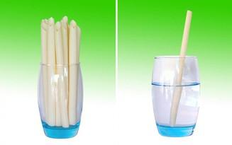 Thành tích mới của Việt Nam trên đường đua zero-waste: Tạo ra ống hút từ nước dừa, uống xong ăn được luôn như thạch!