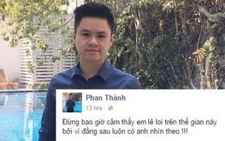"""Tổng giám đốc Saigon Square - Phan Thành """"dọn sạch"""" status nặng tình để cưới vợ, đọc lại vẫn thấy da diết quá!"""