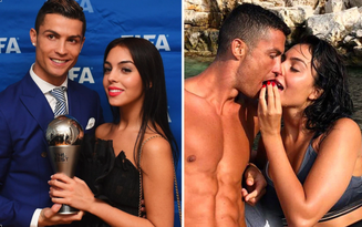 """Ronaldo bị bạn gái """"cấm"""" thay bóng đèn trong nhà, nghe lý do đủ biết nàng quan tâm đến chàng nhiều như thế nào"""