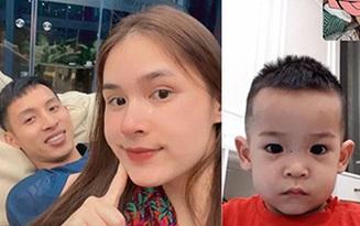 Con trai Hùng Dũng nước mắt lã chã khi mẹ đưa bố vào Sài Gòn điều trị chấn thương