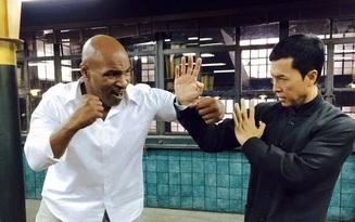 Chân Tử Đan kể về trải nghiệm khi cùng Mike Tyson đóng Diệp Vấn 3: Tôi đã sợ bị đánh chết