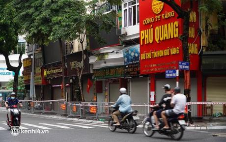 KHẨN: Hà Nội tìm người từng đến cửa hàng bánh bao liên quan F0 trên phố Trần Nhân Tông