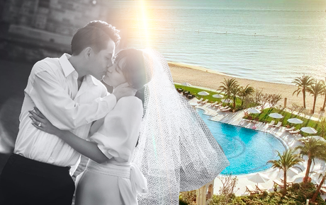 """Đông Nhi - Ông Cao Thắng """"chịu chơi"""" mời hàng trăm khách tới Phú Quốc tổ chức đám cưới, loạt resort 5 sao nổi tiếng được gọi tên!"""