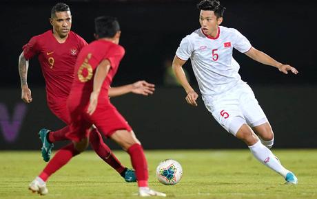 [Trực tiếp vòng loại World Cup 2022] Indonesia 0-1 Việt Nam: Vào!! Duy Mạnh mở tỷ số trận đấu