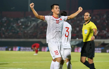 Indonesia 1-3 Việt Nam: Giành chiến thắng thuyết phục ngay trên sân đối phương, thầy trò HLV Park Hang-seo tại vòng loại World Cup