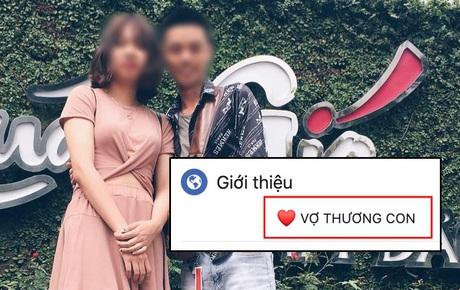 """Trước khi ra tay giết hại rồi đốt xác vợ ngay tại nhà, gã chồng từng đăng trên Facebook dòng chữ """"Yêu vợ thương con"""""""