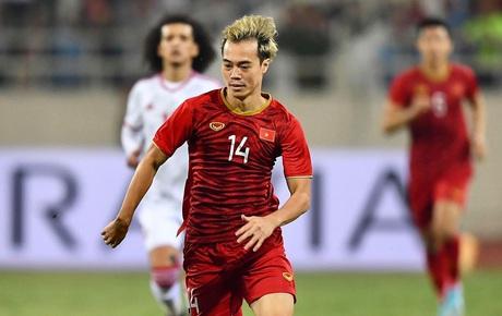 [Trực tiếp vòng loại World Cup 2022] Việt Nam 0-0 UAE (H1): Các học trò HLV Park Hang-seo nhập cuộc tự tin