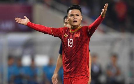 Bất bại trước Thái Lan, tuyển Việt Nam tiếp tục giữ vững ngôi đầu bảng tại vòng loại World Cup 2022