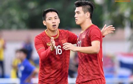 [Chung kết SEA Games 30] Việt Nam vs Indonesia: Một vàng em Yến đã rinh, còn một vàng nữa Chinh - Linh mang về