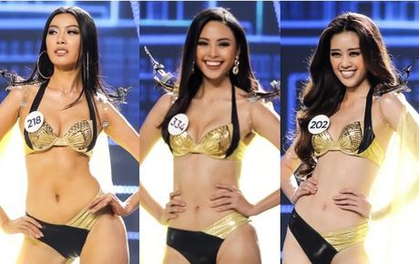 Trực tiếp chung kết Hoa hậu Hoàn vũ 2019: Top 10 toàn chiến binh cực mạnh, Thúy Vân, Hoàng Phương không thể vắng mặt!