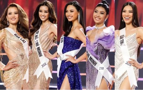 Trực tiếp chung kết Hoa hậu Hoàn vũ 2019: Top 5 lộ diện đầy bất ngờ, ứng cử viên sáng giá Hoàng Phương bị loại!